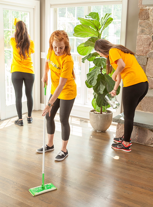 Residential Home & Apartment Cleaning - TidyBuzz Chicago